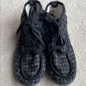 ROXY High-Top Sneaker Booties size 8.5